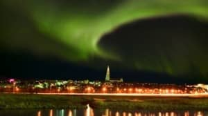Reykjavik, Northern Lights