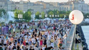 World's leading wine tourism event: Bordeaux Wine Festival