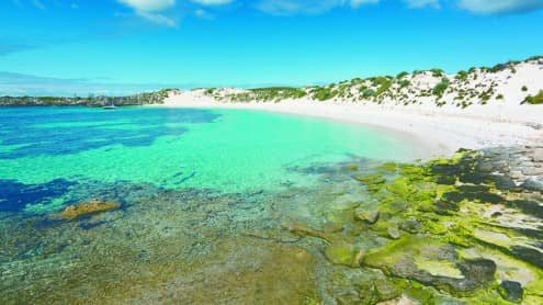 Naturally outstanding beauty...Rottnest Island