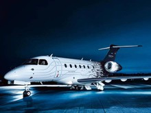 Luxury private jets