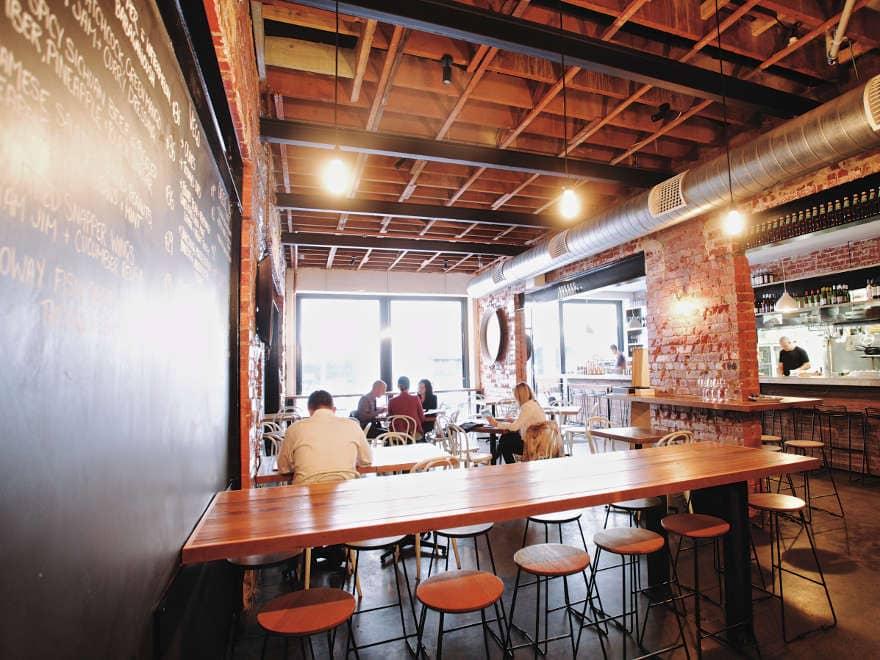 Peel Street Restaurant: Adelaide's retro masterpiece