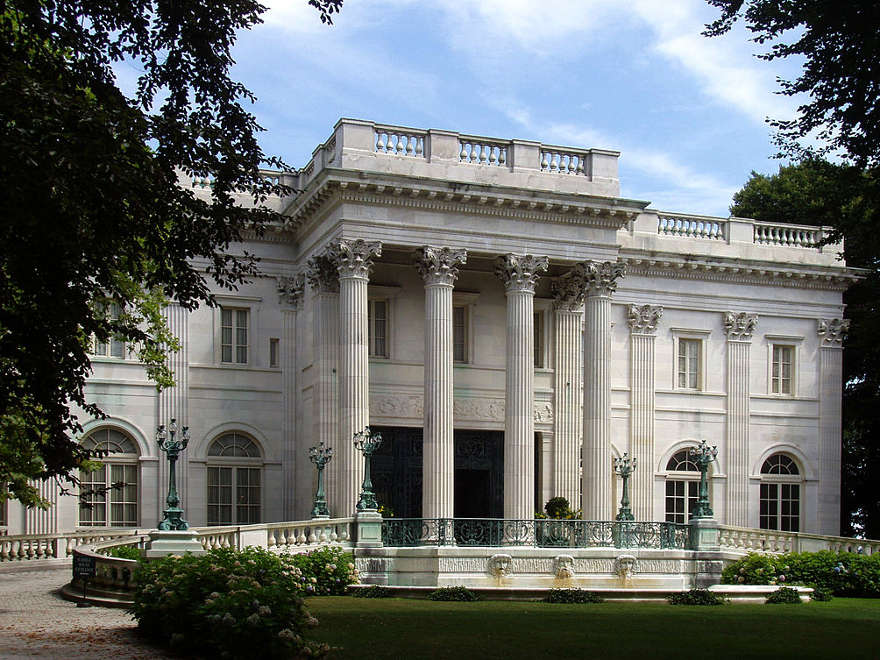 Newport still touched by America's gilded age