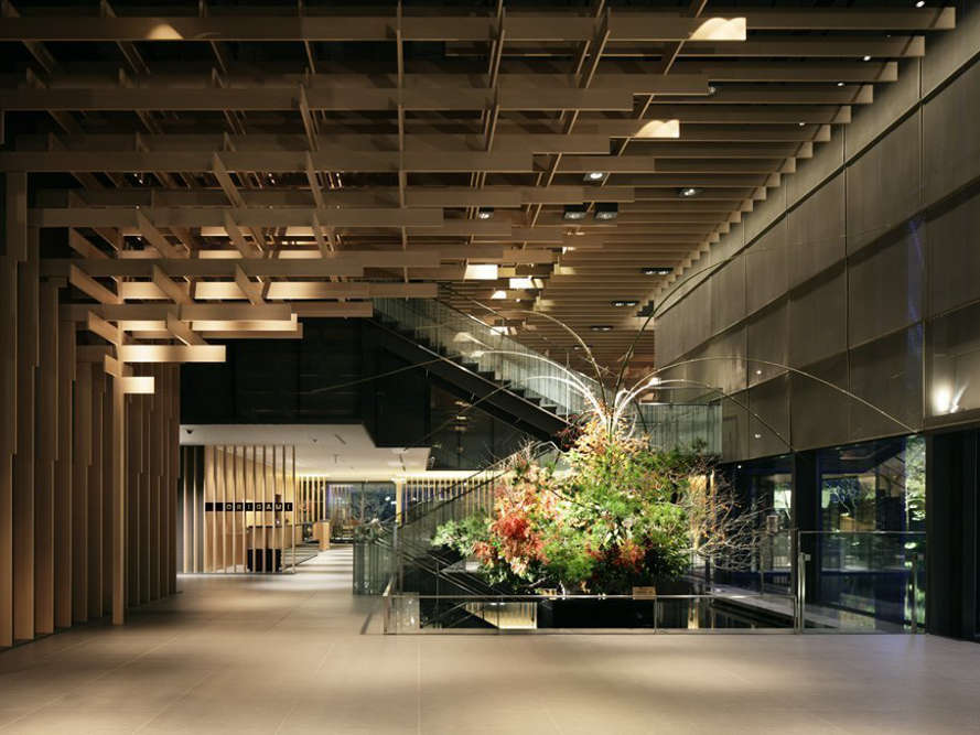 Tokyu Capitol Hotel oozes authentic style